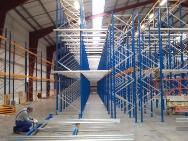 Bakkersland - Holandsko - stavba vjezdového regálu (4)