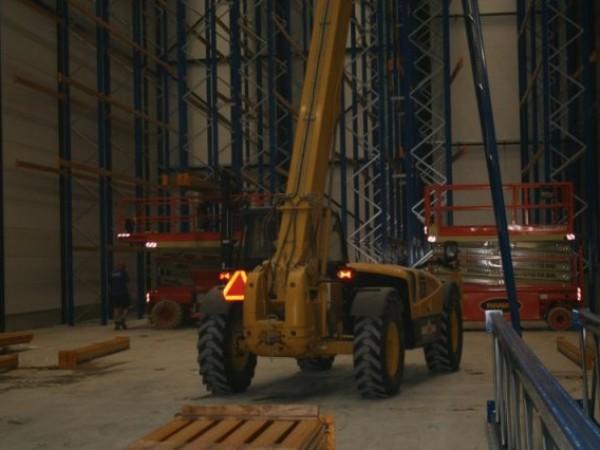 Jonker & Schut - Holandsko - vysoký zakladačový komplex (7)